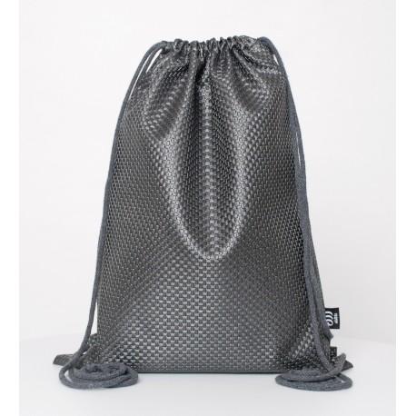 ECO LEATHER SHINY SACK/BAG