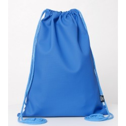 ECO LEATHER BLUE SACK/BAG