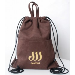 BROWN SACK/BAG WATERPROOF