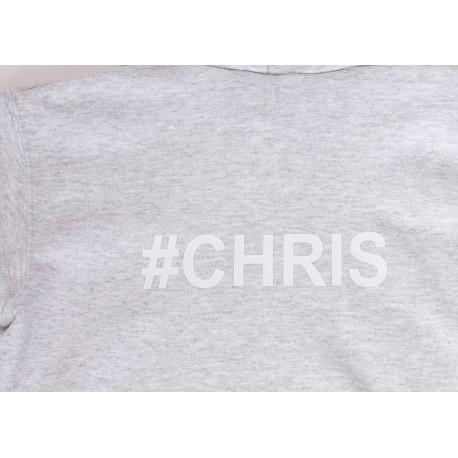 Bluza SM z Imieniem- CHRIS